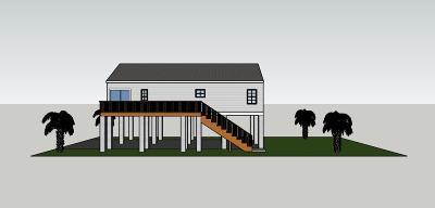 Sugarloaf, Cudjoe, Saddle Bunch Single Family Home For Sale: 1128 Basque Lane