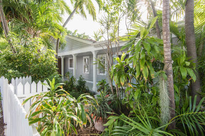 Key West Condo/Townhouse For Sale: 908 Frances Street #A