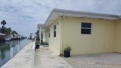 Marathon Duplex For Sale: 11455 2nd Avenue Ocean