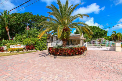 Key Largo Condo/Townhouse For Sale: 9828 Mariners Avenue