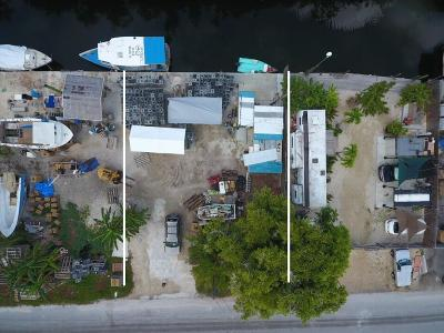 Summerland Residential Lots & Land For Sale: 25021 Overseas Highway