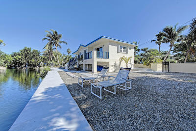 Big Pine, No Name Single Family Home For Sale: 29003 Magnolia Lane