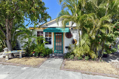 Key West Single Family Home For Sale: 2423 Patterson Avenue
