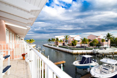 Key Largo Condo/Townhouse For Sale: 1501 Ocean Bay Drive #B-8
