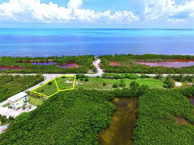 Marathon Residential Lots & Land For Sale: 1690 Coco Plum Drive #LOT 5 &