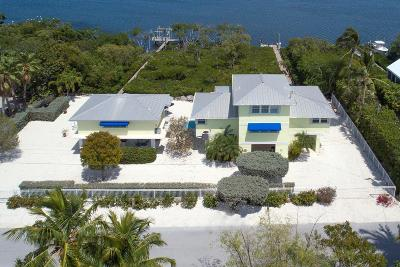 Key Largo Single Family Home For Sale: 45 Mutiny Place