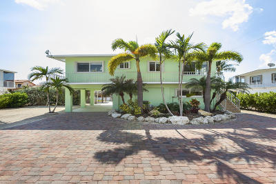 Key Largo Single Family Home For Sale: 203 Atlantic Boulevard