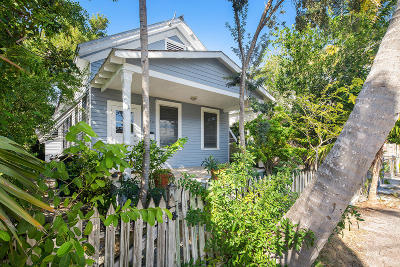 Key West, Stock Island, Geiger, Key Haven, Shark Key Single Family Home For Sale: 1309 Eliza Street