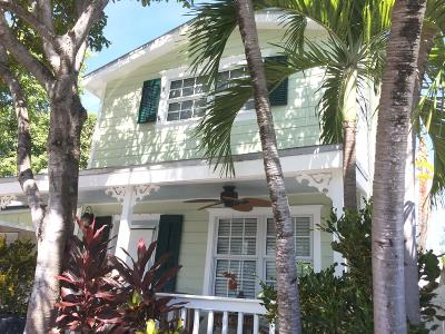 Key West FL Single Family Home For Sale: $1,060,000