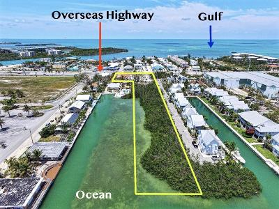 Marathon Commercial For Sale: 12235 Overseas Highway