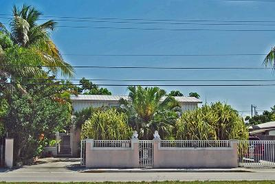 Single Family Home For Sale: 3006 Flagler Avenue