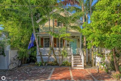 Key West Single Family Home For Sale: 316 Peacon Lane