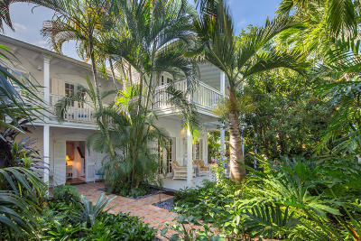 Key West Single Family Home Contingent/Show: 1430 Tropical Street