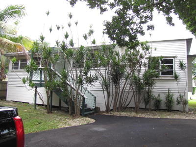 Islamorada Single Family Home For Sale: 88963 Old Highway