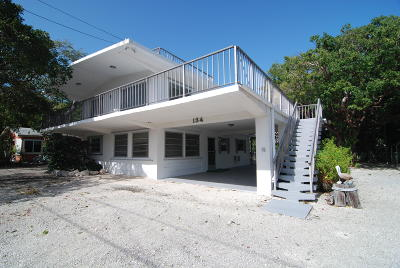 Key Largo Single Family Home For Sale: 134 Pacific Avenue