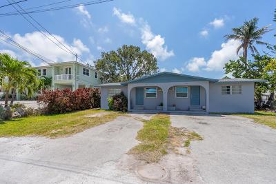 Marathon Duplex For Sale: 10871 7th Avenue Gulf