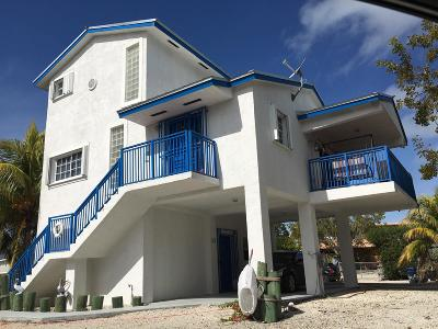 Key Largo Single Family Home For Sale: 13 Gulf Drive