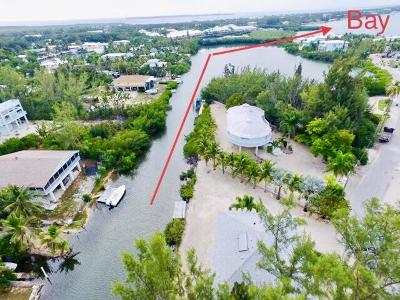 Key Largo Single Family Home For Sale: 18 South Bounty Lane