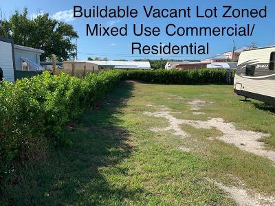 Marathon Residential Lots & Land For Sale: 1135 74th Street Ocean