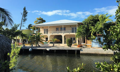 Islamorada Single Family Home For Sale: 125 Venetian Drive
