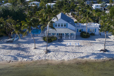 Islamorada Single Family Home For Sale: 109 Columbus Drive