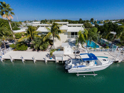 Marathon Single Family Home For Sale: 11563 4th Avenue Ocean