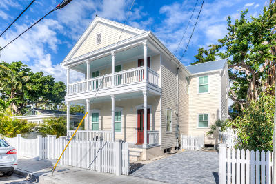 Single Family Home For Sale: 719 Thomas Street
