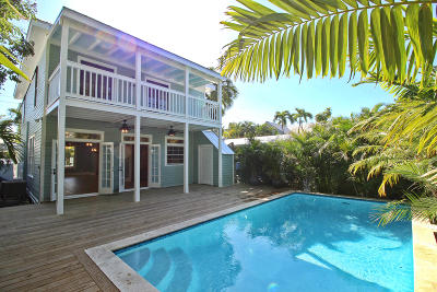 Single Family Home For Sale: 1301 Flagler Avenue