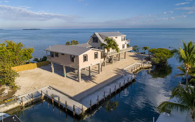 Islamorada Single Family Home For Sale: 140 Atlantic Lane