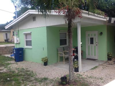 Key Largo Single Family Home For Sale: 48 & 50 Hibiscus Lane