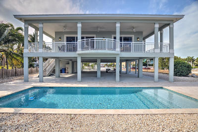 Key Largo Single Family Home For Sale: 78 N Bounty Lane