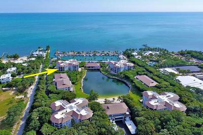 Islamorada Condo/Townhouse For Sale: 88181 Old Highway #22E