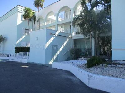Condo/Townhouse For Sale: 201 E Ocean Drive #101