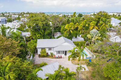 Key West FL Single Family Home For Sale: $1,950,000