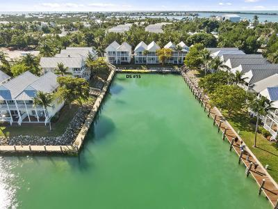 Boat Slip For Sale: Dock Hawks Cay Boulevard #15