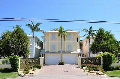 Condo/Townhouse For Sale: 821 W Ocean Drive #6
