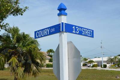 Key Colony Residential Lots & Land For Sale: Vacant Land Coury Drive