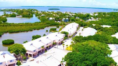 Key Largo Condo/Townhouse For Sale: 9855 Leeward Avenue #Boat Sli