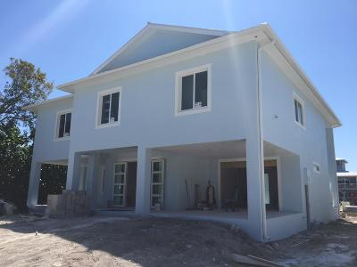 Tavernier Single Family Home For Sale: 109 Mockingbird Road