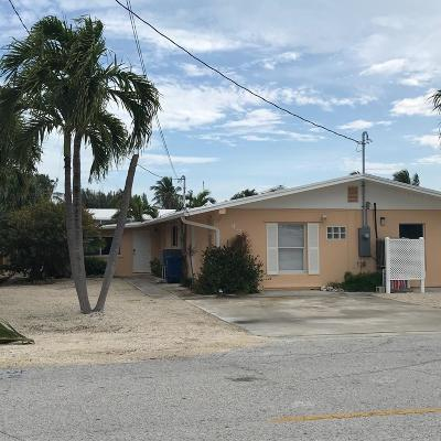 Key Colony Half Duplex For Sale: 430 9th Street