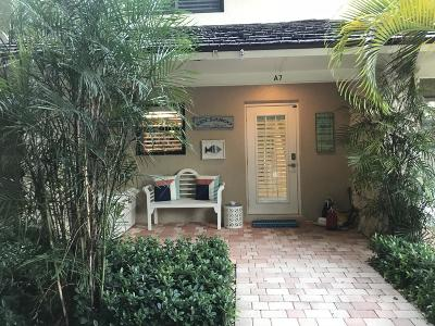 Buttonwood Bay (96.0) Condo/Townhouse For Sale: 96000 Overseas Highway #A7