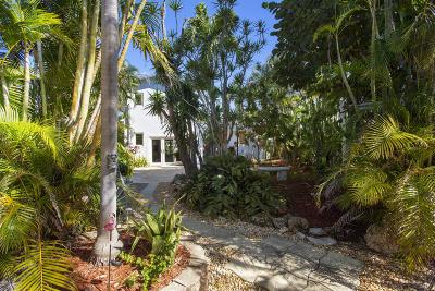 Big Pine, No Name Single Family Home For Sale: 551 Pine Lane