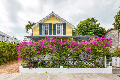 Key West Single Family Home For Sale: 524 White Street