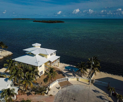 Key Largo Single Family Home For Sale: 1101 Heron Road