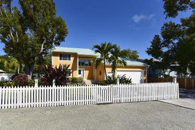 Tavernier Single Family Home For Sale: 131 Riviera Drive