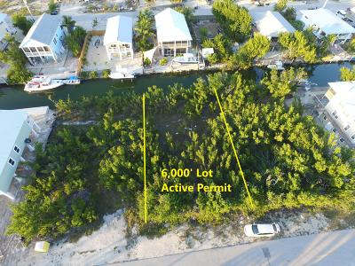 Summerland, Little Torch, Big Torch, Ramrod Residential Lots & Land For Sale: 27363 St Martin Lane #8