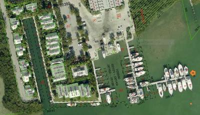 Marathon Boat Slip For Sale: 12399 Overseas Highway #55