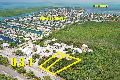 Islamorada Residential Lots & Land For Sale: 86006 Overseas Highway