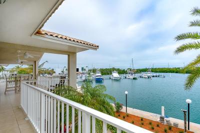 Marathon Single Family Home For Sale: 417 122nd Street Ocean