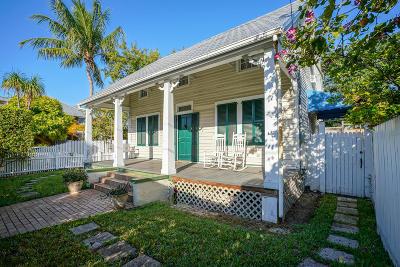 Single Family Home For Sale: 1423, 1418 Petronia., Newton Street